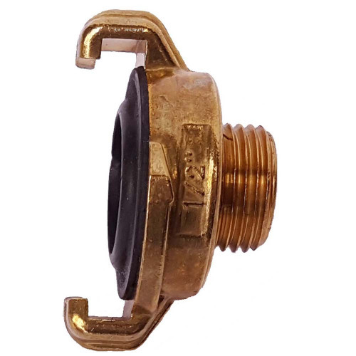 Male Threaded Connector, 1/2