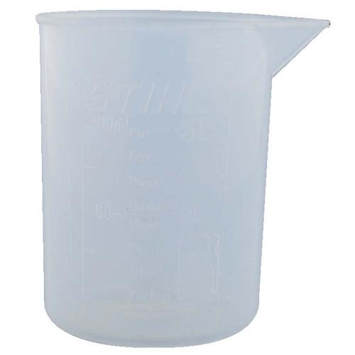 Plastic Two Stroke Oil Measure