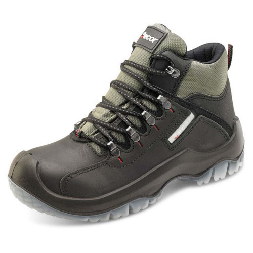 Elite Waterproof Lace Up Safety Boot