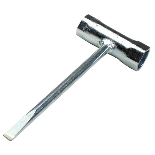 Spark Plug Combination 17mm + 19mm Spanner, Slotted