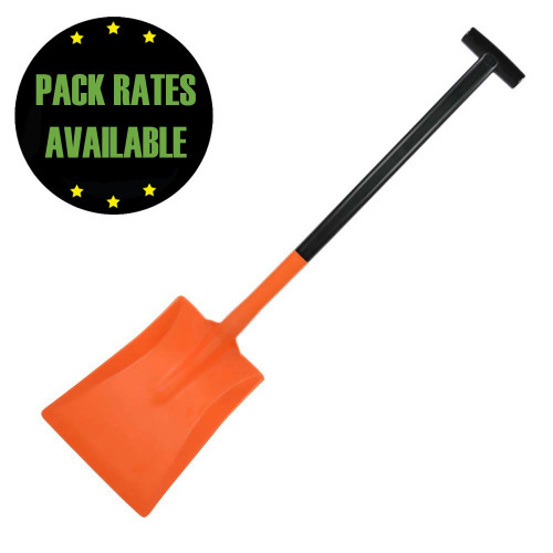 Black & Orange No.2 Motorist Shovel - 26