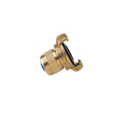 Brass Quick Connector to Geka Adaptor - 1/2