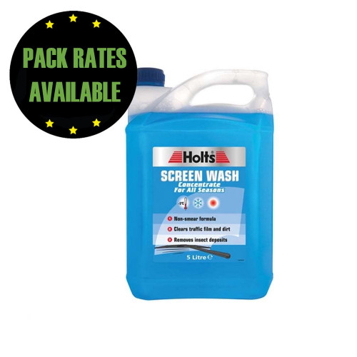 Concentrate Screen Wash - 5 Litre