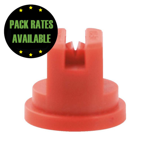 Fan Tip Nozzle - Red 80°