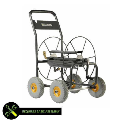 Haemmerlin 4 Wheel Hose Trolley