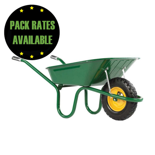 Haemmerlin Classic Wheelbarrow with Puncture-Proof Tyre