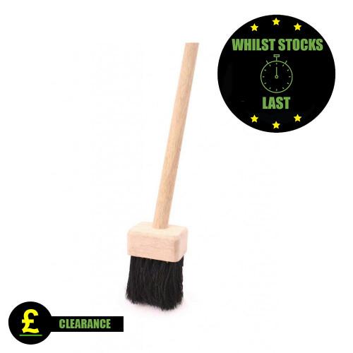 Long Handled Tar Brush