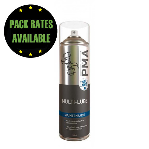 PMA Multi Lubricant & Penetrating Oil