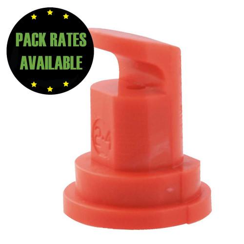 Polijet Anvil Nozzle - Red