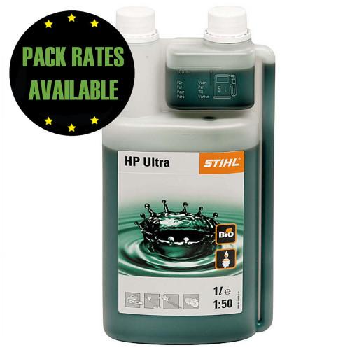 Stihl HP Ultra Two Stroke Oil - 1 Litre Tilt & Pour