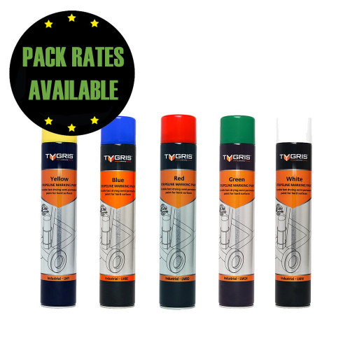 Tygris Stripeline Paint - Various Colours Available